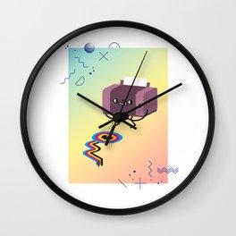 Printer Pee Wall Clock