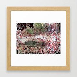 When in Kagoshima Framed Art Print