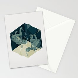 Cube 04 Stationery Cards