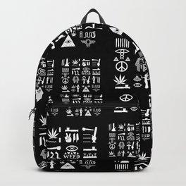 HIGHroglyphics Backpack