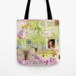 true romance Tote Bag
