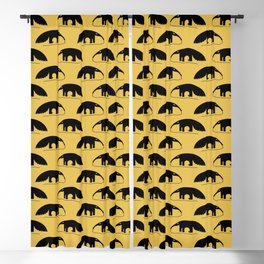 Angry Animals - Anteater Blackout Curtain