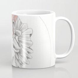 JennyMannoArt GRAPHITE DRAWING/Gretchen Coffee Mug