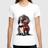 fullmetal alchemist T-shirts featuring Fullmetal Alchemist by Mika