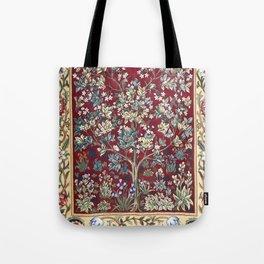 "William Morris ""Tree of life"" 2. Tote Bag"