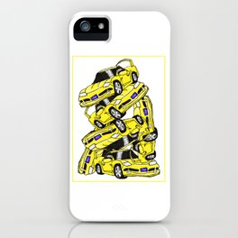 Pile up iPhone Case