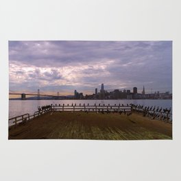 San Francisco - From The Dock Rug