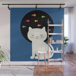 Cats Fantasy Wall Mural