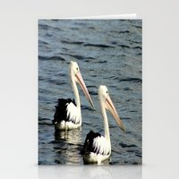 twins Stationery Cards featuring Twins by Chris' Landscape Images & Designs