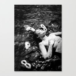 To Rest Canvas Print