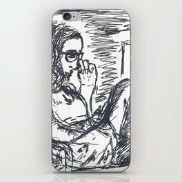 VicTORIous Girl iPhone Skin