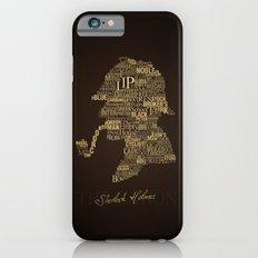 Sherlock Holmes The Canon iPhone 6 Slim Case