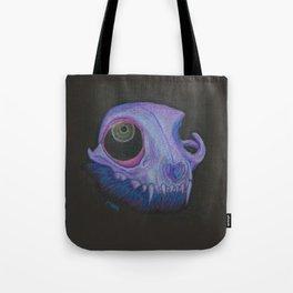 Underbite Tote Bag