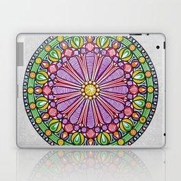 Mandala 5 Laptop & iPad Skin