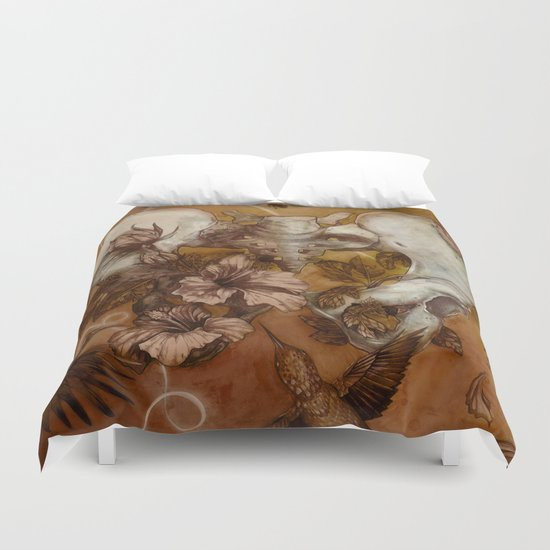 Infertile Duvet Cover