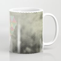 diamond Mugs featuring Diamond by Metron