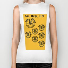 Golden Statesmen Drum and Bugle Corps Biker Tank