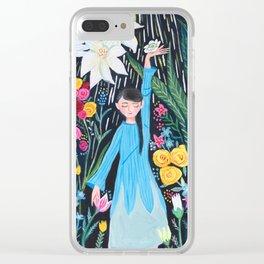 Milestone | Yuko Nagamori Clear iPhone Case