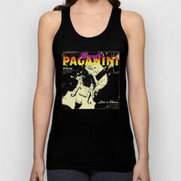 Paganini Unisex Tank Top