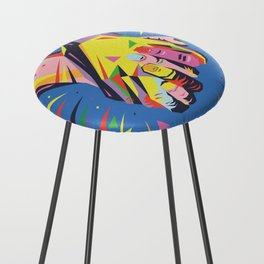 Band Together - Pride Counter Stool