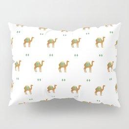 Camels all around Pillow Sham