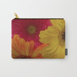 Gerbera Daisy Delight Carry-All Pouch