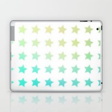 Stars Blue & Yellow Laptop & iPad Skin