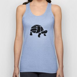 Volley Turtle Unisex Tank Top