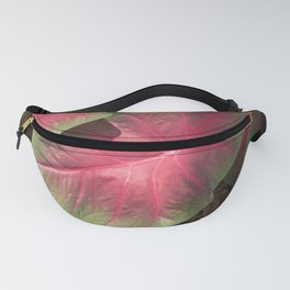 Pink Veins Fanny Pack