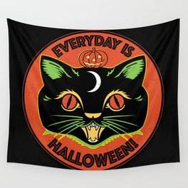 Everyday is Halloween Wall Tapestry