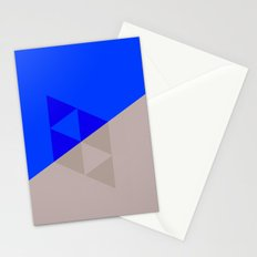 Light and Dark Triforce Stationery Cards