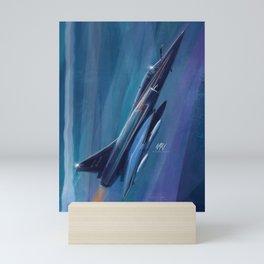 Mirage 2000 Rough Art Mini Art Print