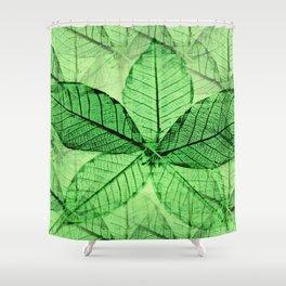Foliage 2 Shower Curtain
