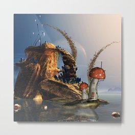 Wonderful seascape Metal Print