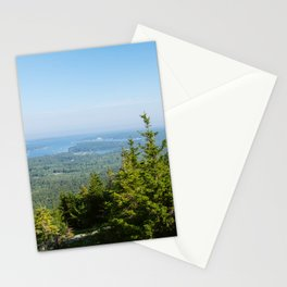 Bar Harbor, Maine Stationery Cards