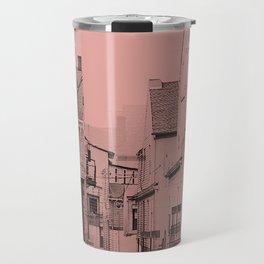 Blush Alley Travel Mug
