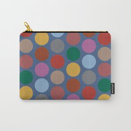 Dots Autumn Color - Living Hell Carry-All Pouch