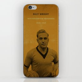 Wolves - Wright iPhone Skin