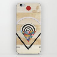 prism iPhone & iPod Skins featuring Prism by Laurie McCall
