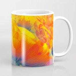 Floral abstract 95 Coffee Mug