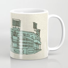 Tiger Stadium Coffee Mug