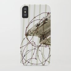 The Wire iPhone X Slim Case