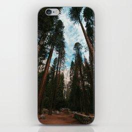 Yosemite Falls iPhone Skin