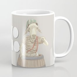 El Chivo del Ocho Coffee Mug