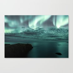 Aurora Borealis II Canvas Print