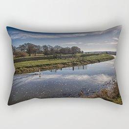 Tranquillity at Potman's Heath Rectangular Pillow