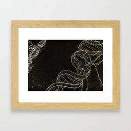 Subjected to Futility Framed Art Print