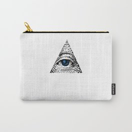 Eye of Providence Carry-All Pouch