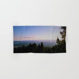 Cascade Mountain View Hand & Bath Towel