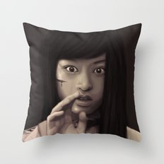 Battle Royale  Throw Pillow